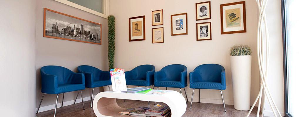 Sala d'attesa dello studio dentistico – bis